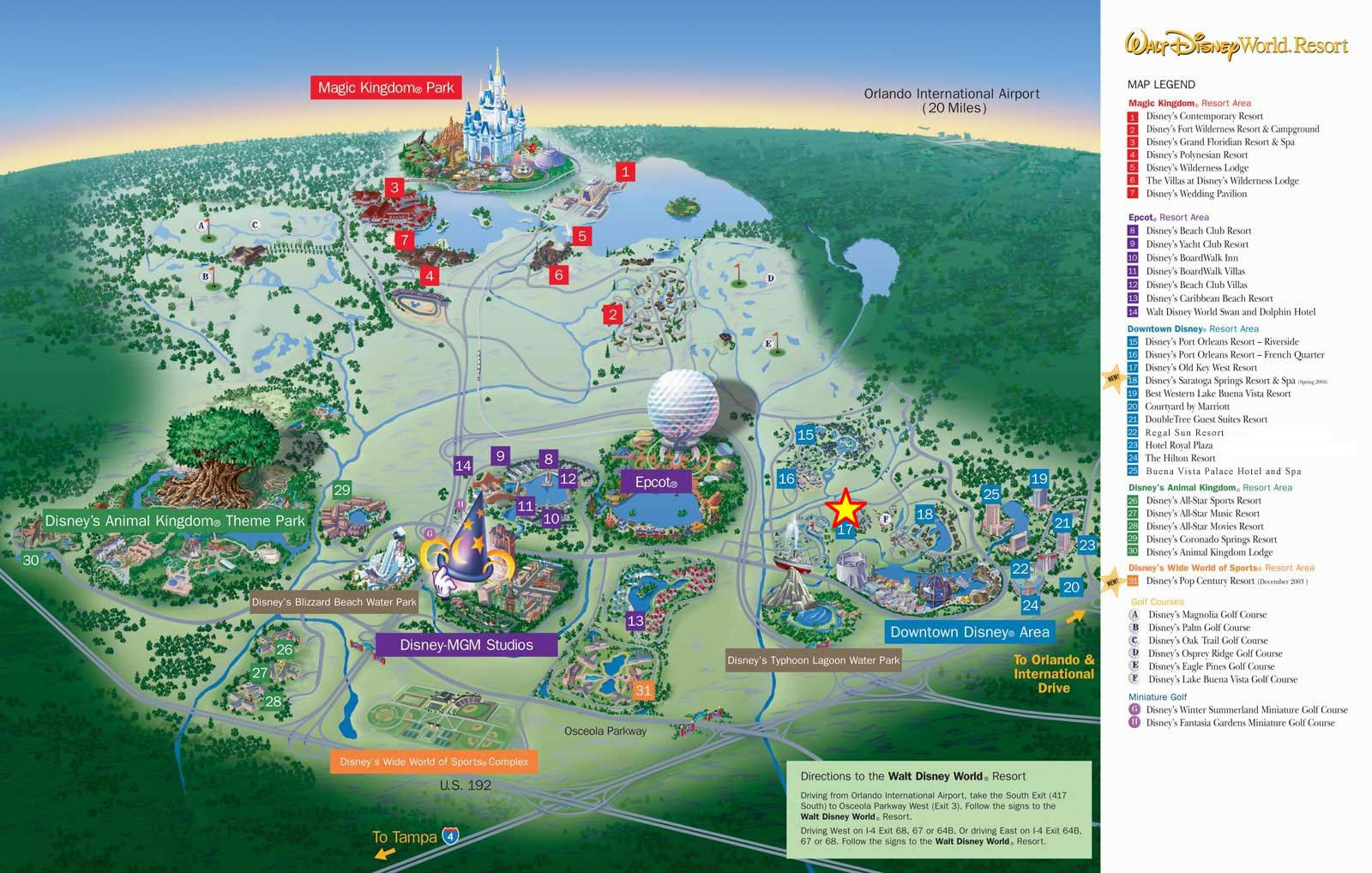Disneys-Boardwalk-Villas-Location-Map